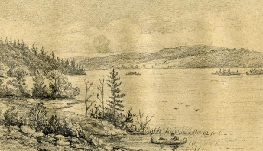 Sketches from Muskoka Past