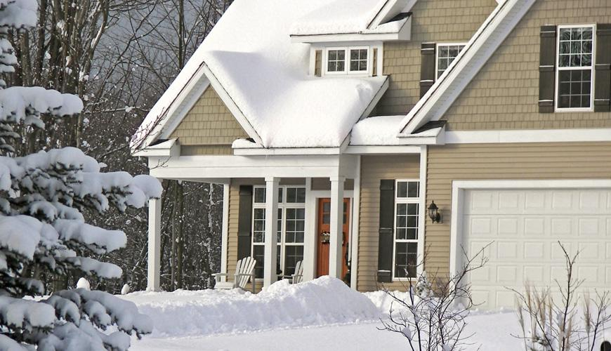Resons to buy property in Winter