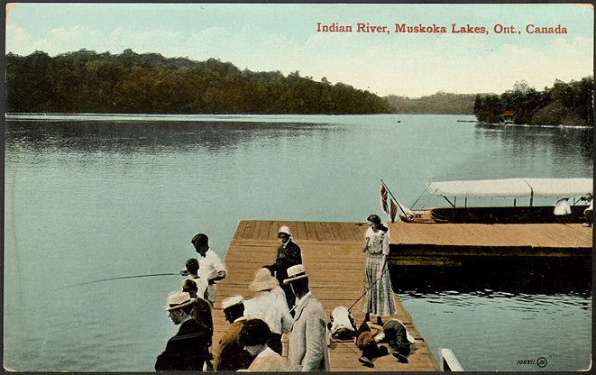 Indian River, Muskoka Lakes