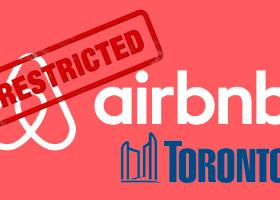 City of Toronto restricts AirBnB hosts