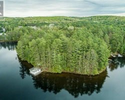 Cottage for Sale on Lake Of Bays - Muskoka River