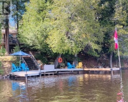 Cottage for Sale on Lake Cecebe
