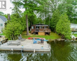 Cottage for Sale on Pigeon Lake