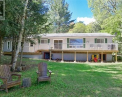 Cottage for Sale on Dickie Lake