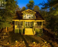 Cottage for Sale on Lake Muskoka