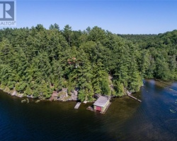 Cottage for Sale on Lake Rosseau