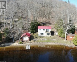 Cottage for Sale on Haliburton Lake