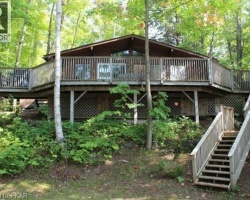 Cottage for Sale on Miskwabi Lake