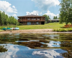 Cottage for Sale on Lynx Lake