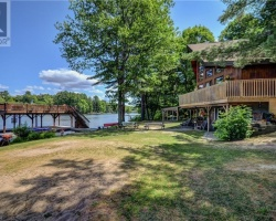 Cottage for Sale on Indian (part Of Lake Muskoka)