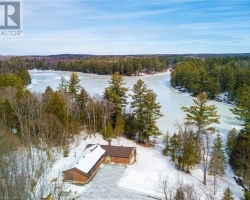 Cottage for Sale on Atkins Lake