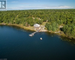 Cottage for Sale on Gagnon Bay, Georgian Bay
