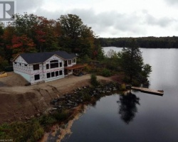 Cottage for Sale on Harris Lake