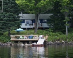 Cottage for Sale on Drag Lake